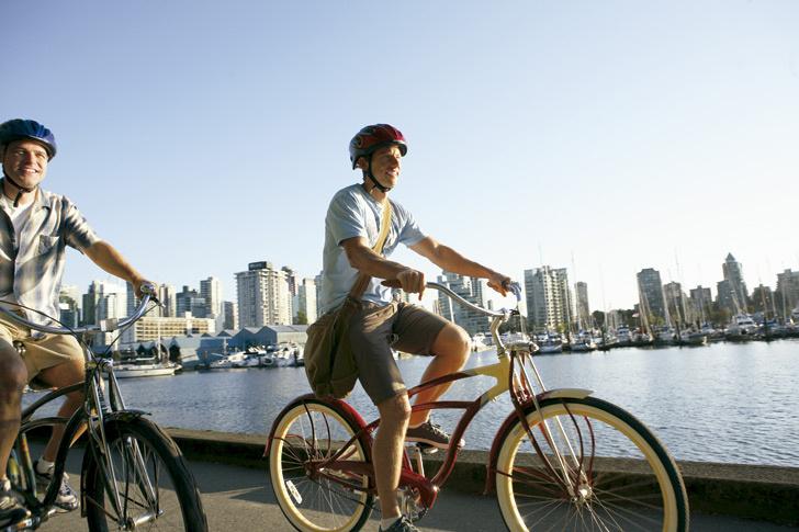 ciclismo vida sana