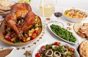 comer y beber sano en navidad