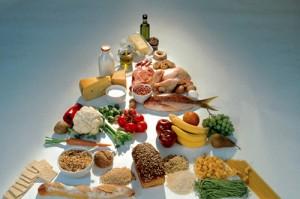 elementos presentes en dieta navideña